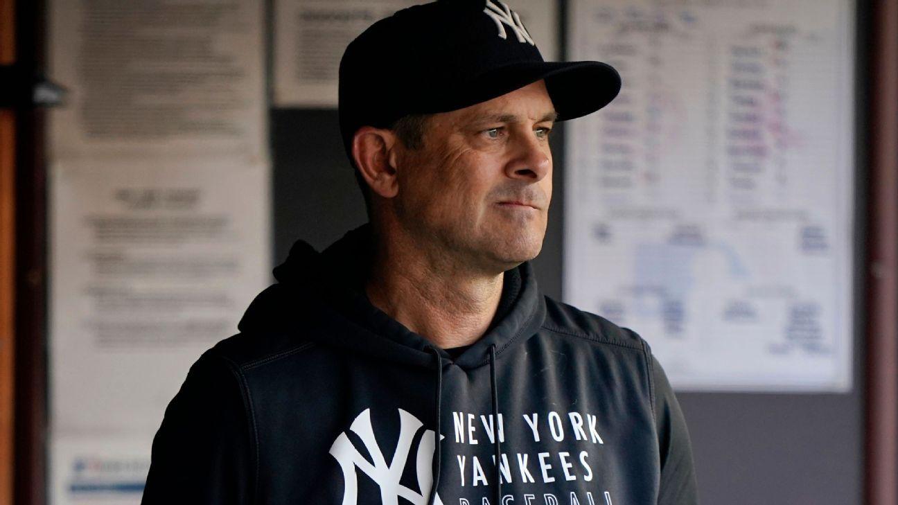 <div>Boone returns, but Yanks' owner demands better</div>
