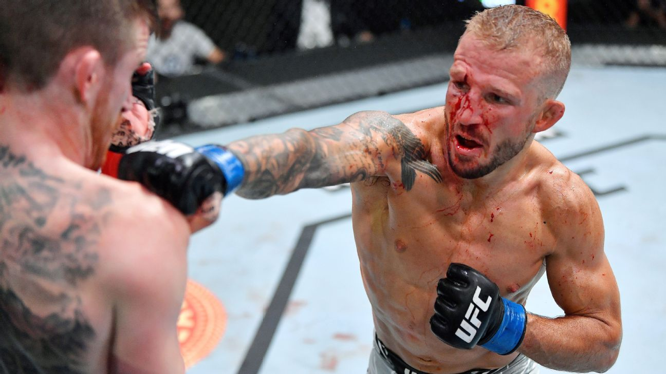 UFC Struggle Evening takeaways: TJ Dillashaw's subsequent struggle needs to be for the bantamweight title
