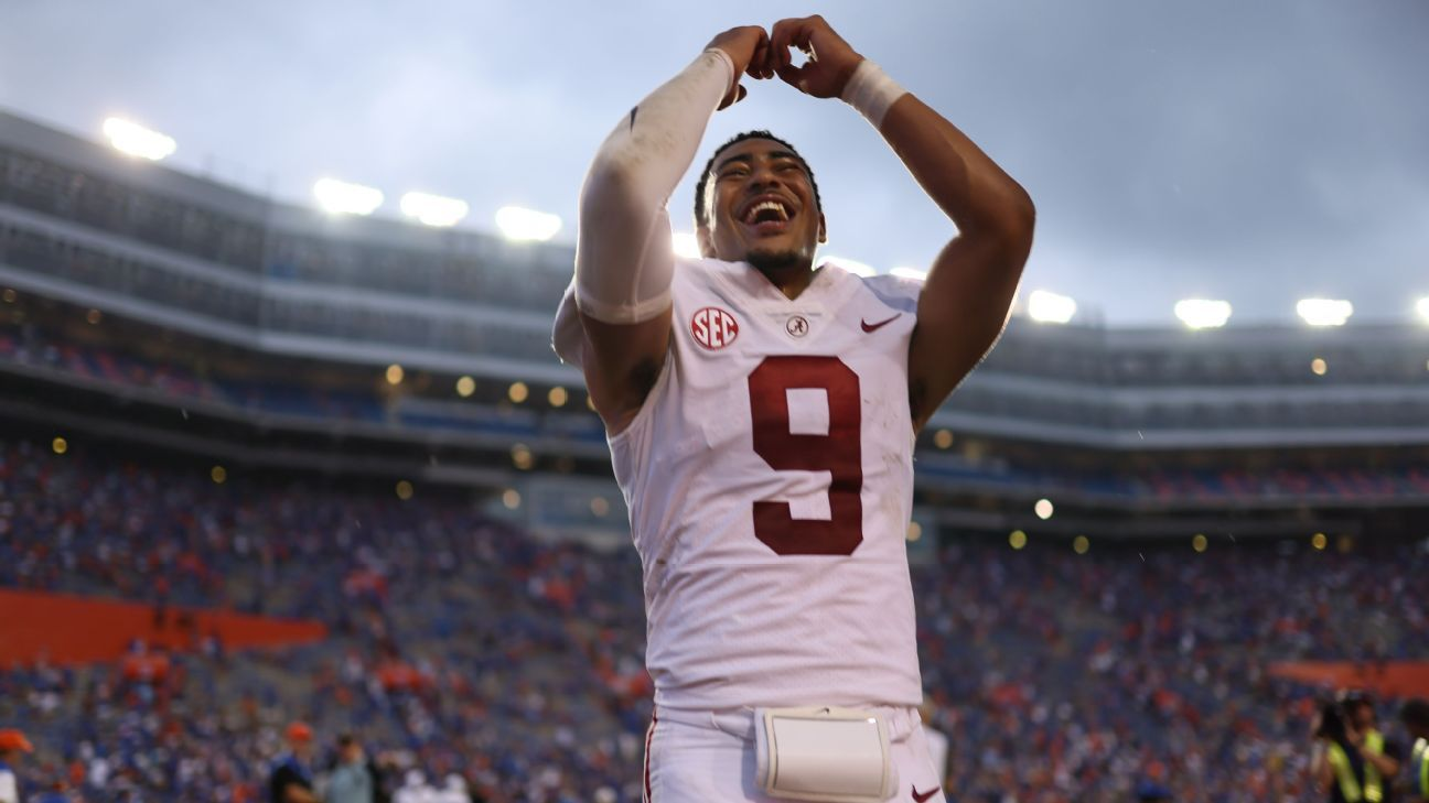 We're telling you there's a chance: An Alabama title may not be inevitable this season