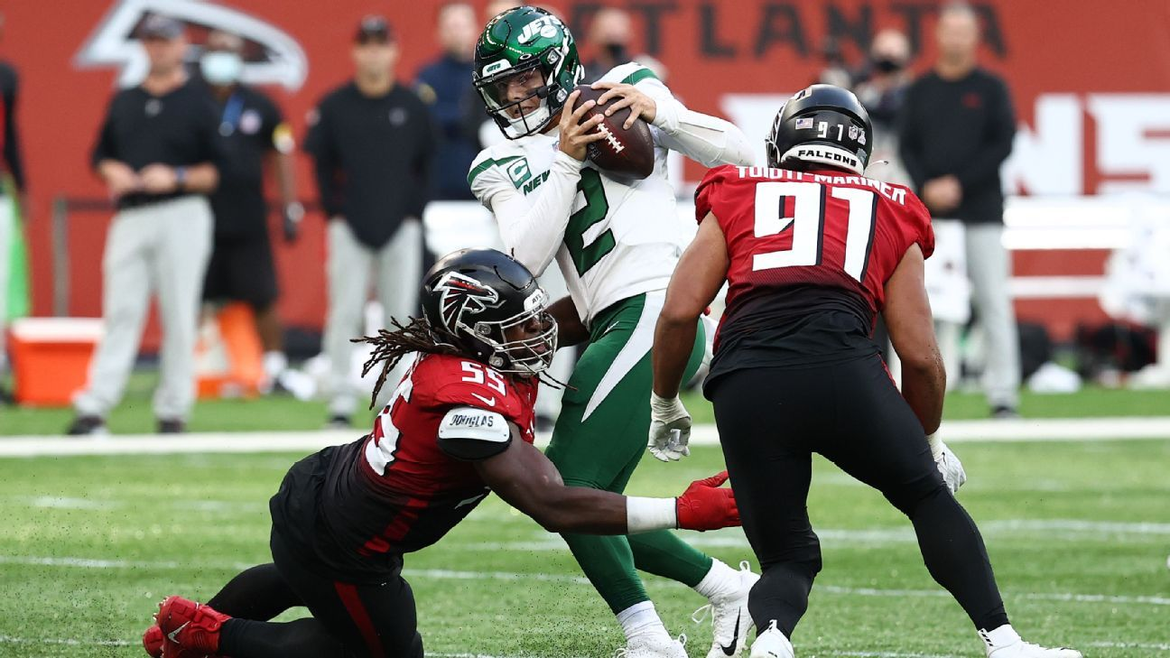 <div>Wilson: Jets' slow offensive starts 'crushing us'</div>
