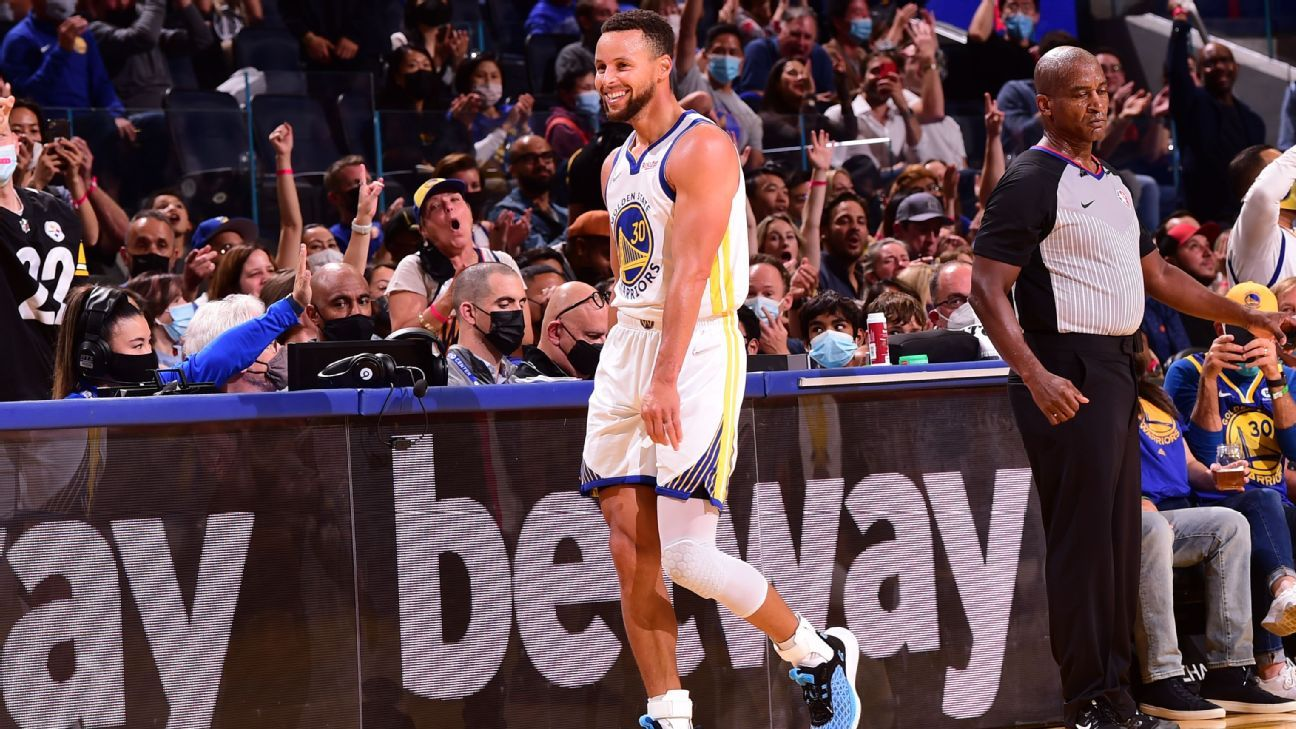 Curry scores 41, puts on show in preseason finale