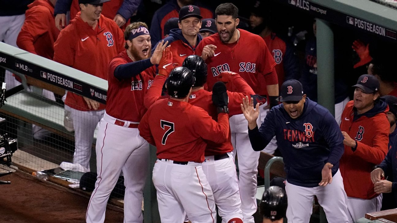 <div>Cora: Red Sox's G3 win 'close to a perfect game'</div>