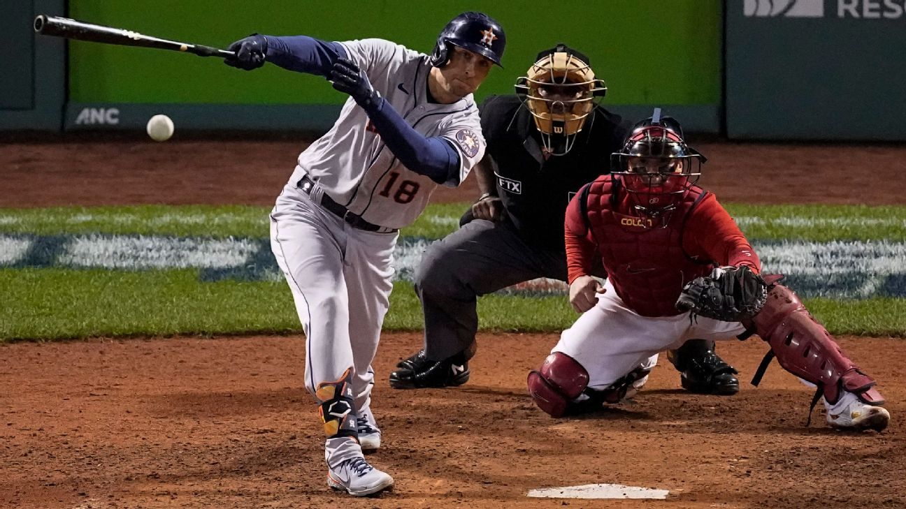 <div>The strike that wasn't: How the 268th pitch became the defining moment of ALCS Game 4</div>