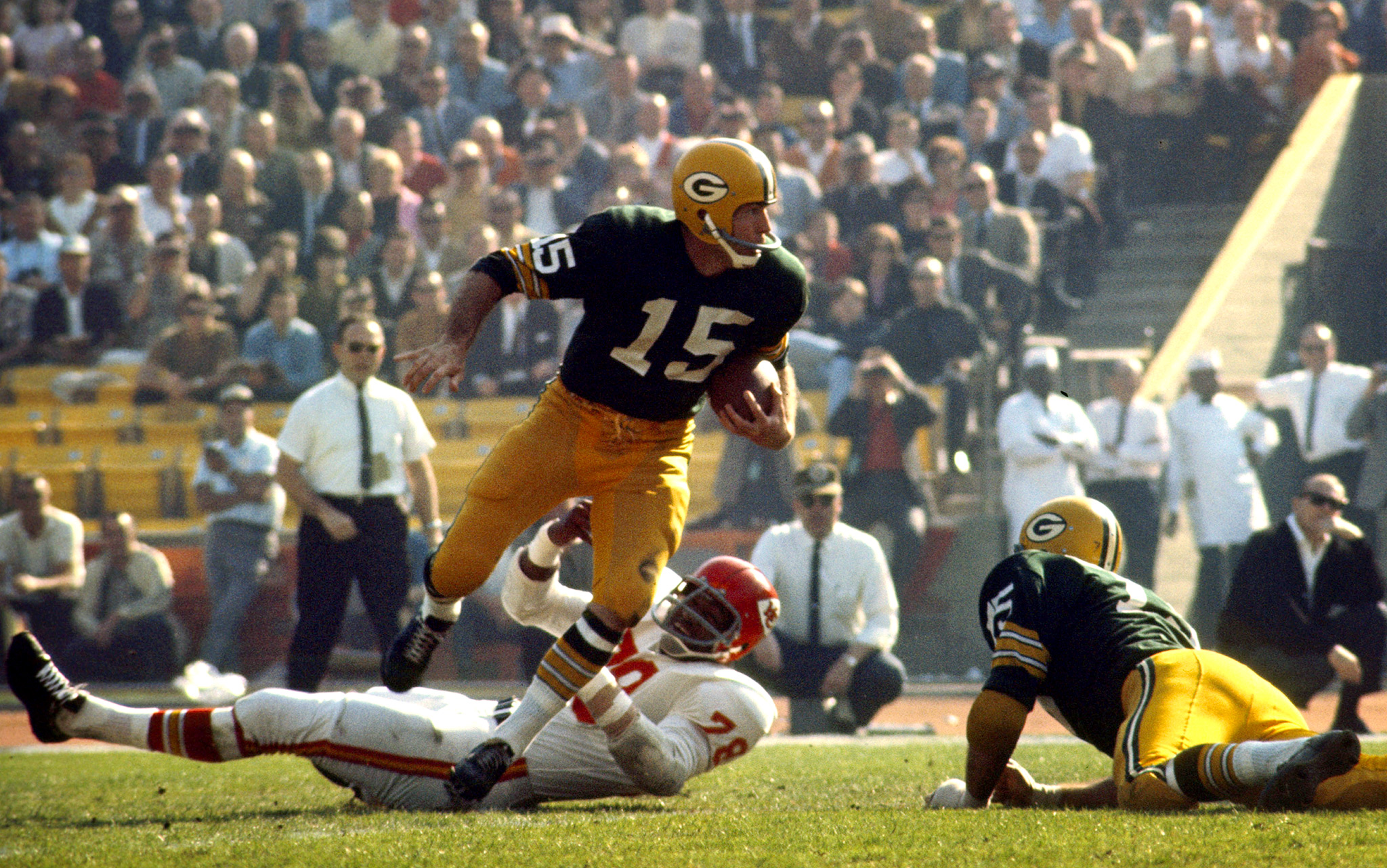 Super Bowl I - Photos: Bart Starr Retrospective - ESPN